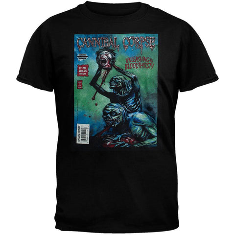 Cannibal Corpse - Unleashing T-Shirt