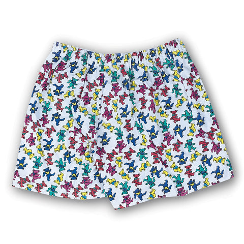 Grateful Dead - Dancing Bears Boxer Shorts
