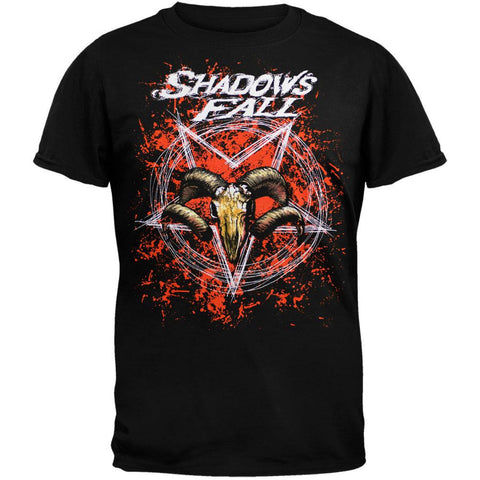 Shadows Fall - Ram Star T-Shirt