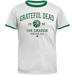 Grateful Dead - Boston Garden Ringer T-Shirt