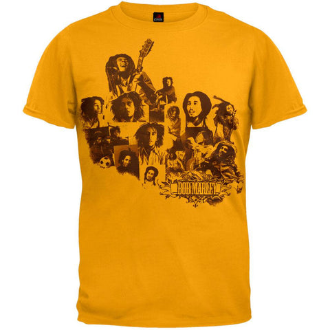 Bob Marley - Collage Bob T-Shirt