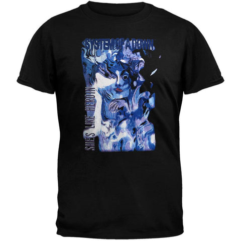 System Of A Down - Heroin T-Shirt