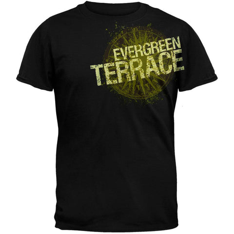 Evergreen Terrace - Compass T-Shirt