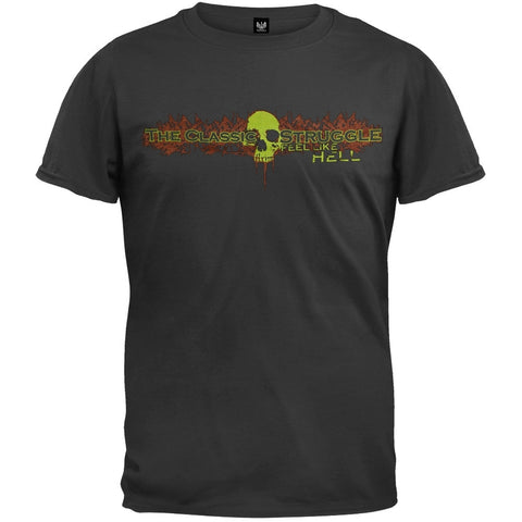 Classic Struggle - Feel Like Hell T-Shirt
