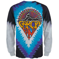 Jerry Garcia Band - Cat Tie Dye Long Sleeve T-Shirt