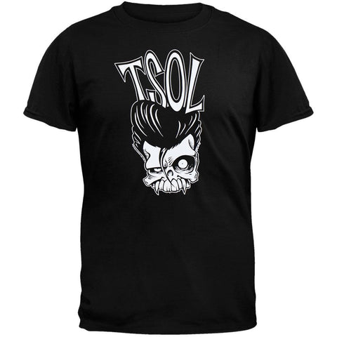 TSOL - Billy Skull T-Shirt