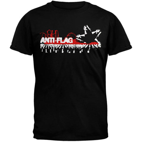 Anti-Flag - Roller Coaster T-Shirt