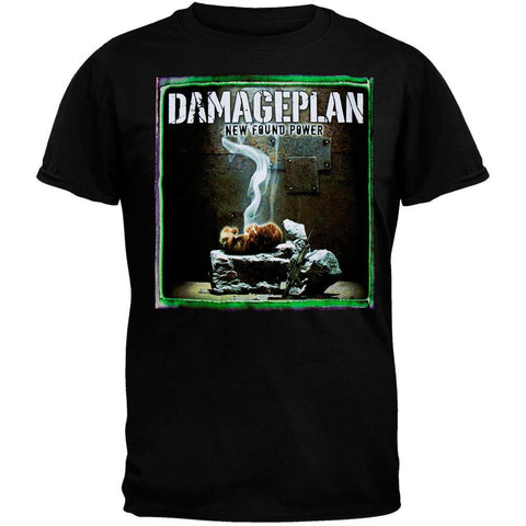 Damageplan - New Found Power T-Shirt