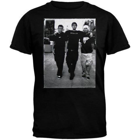 Blink-182 - Blurred Photo T-Shirt