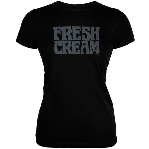 Cream - Fresh Cream Ladies T-Shirt