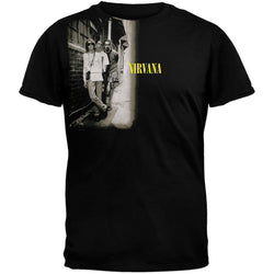 Nirvana - Shoulder Fate T-Shirt