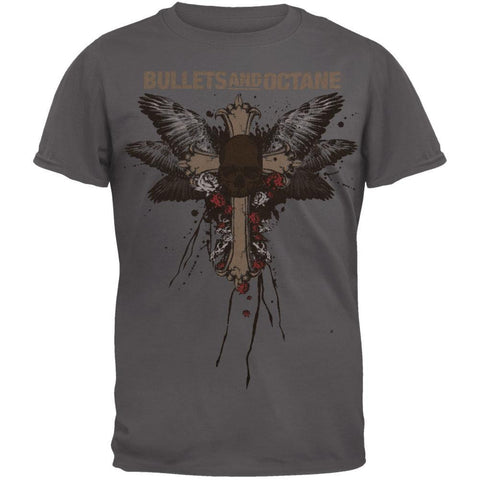 Bullets & Octane - Crosswings T-Shirt