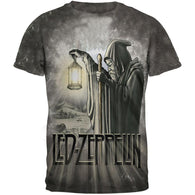 Led Zeppelin - Hermit Tie Dye T-Shirt