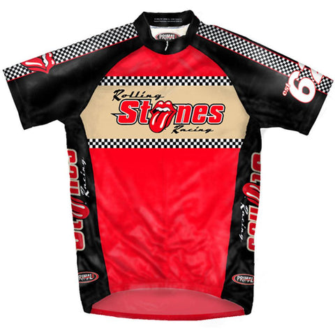Rolling Stones - Racing Cycling Jersey