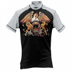 Queen - Crest Skinz Sports Shirt