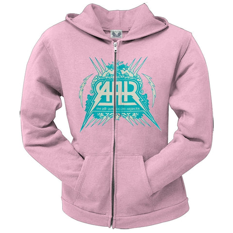 All-American Rejects - Zap Juniors Zip Hoodie