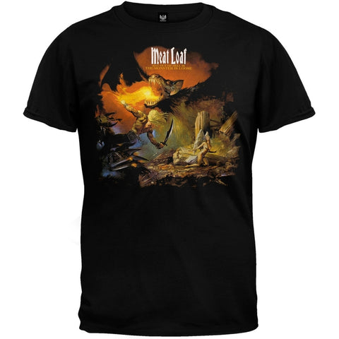 Meat Loaf - Monster Is Loose T-Shirt