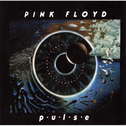 Pink Floyd - Pulse Decal