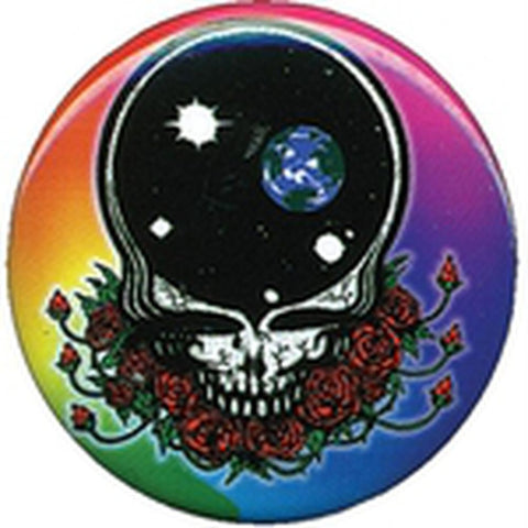 Grateful Dead - Space Your Face Button