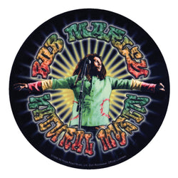 Bob Marley - Mystic Circle Decal