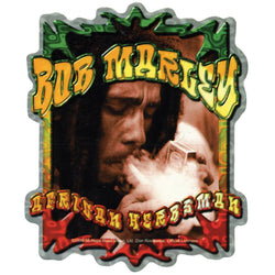 Bob Marley - Herbsman Decal