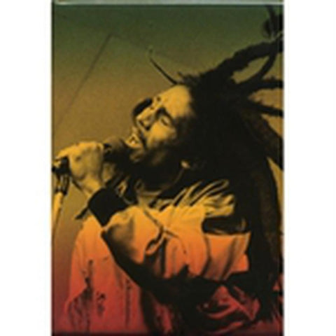 Bob Marley - Flying Dreads Magnet