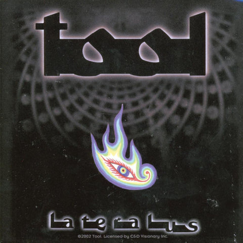 Tool - Lateral Decal