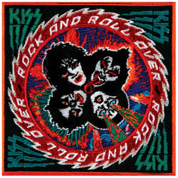 Kiss - Rock N Roll Over Patch
