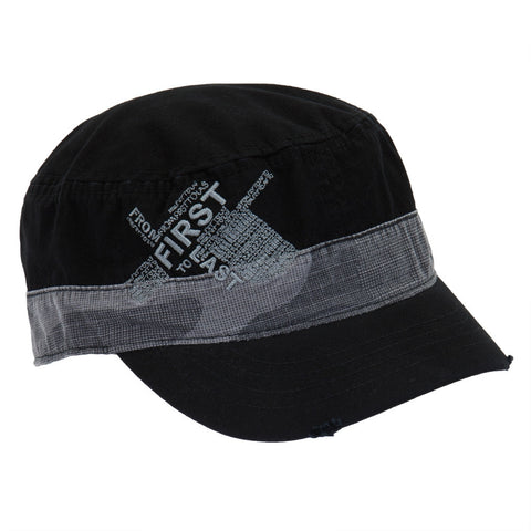 From First To Last - Stripes Logo Cadet Cap