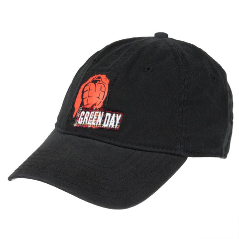 Green Day - Grenade Flex-Fit Baseball Cap