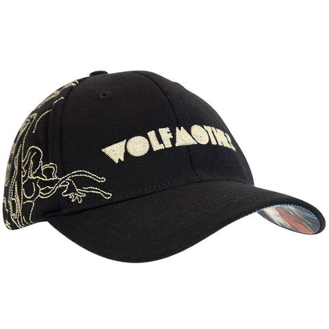 Wolfmother - Logo Flex-Fit Baseball Cap