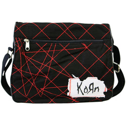 Korn - Patch Logo Stitched Handbag