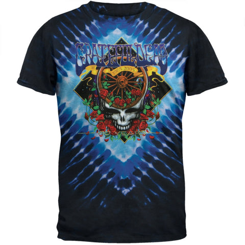 Grateful Dead - 40th Anniversary Tie Dye T-Shirt
