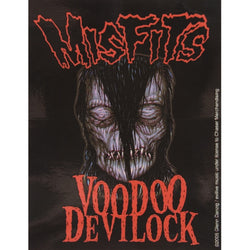 Misfits - Voodoo Devilock Decal
