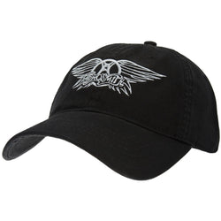 Aerosmith - Wings Logo Adjustable Baseball Cap