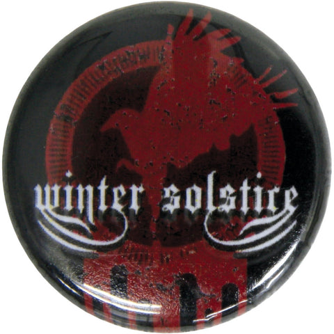 Winter Solstice - Eagle Button