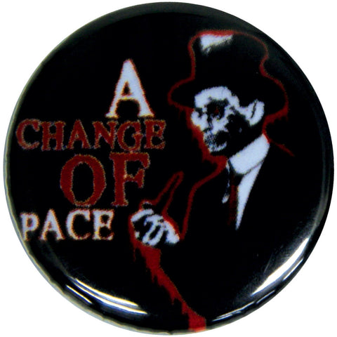 A Change Of Pace - Zombie Button