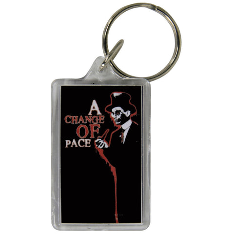A Change Of Pace - Zombie Keychain