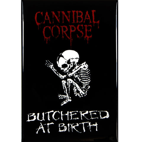 Cannibal Corpse - Butchered Magnet