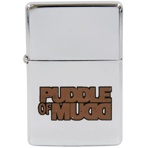 Puddle Of Mudd - Logo Refillable Lighter