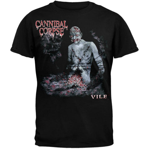Cannibal Corpse - Vile T-Shirt
