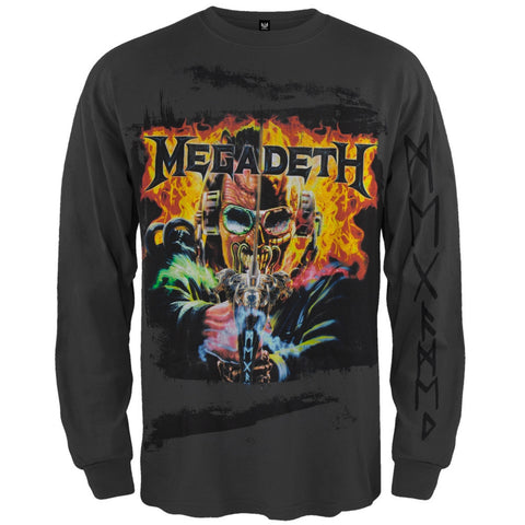 Megadeth - Sword Long Sleeve T-Shirt
