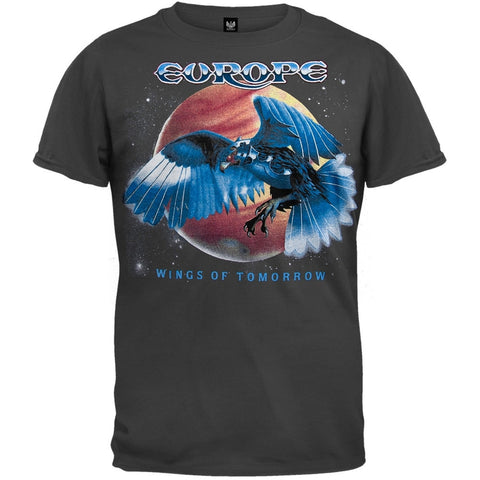 Europe - Wings Of Tommorrow T-Shirt