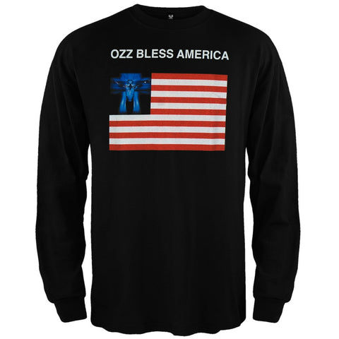 Ozzy Osbourne - Ozz Bless American Japan Tour Long Sleeve T-Shirt