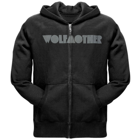 Wolfmother - Flaming Wolf Zip Hoodie