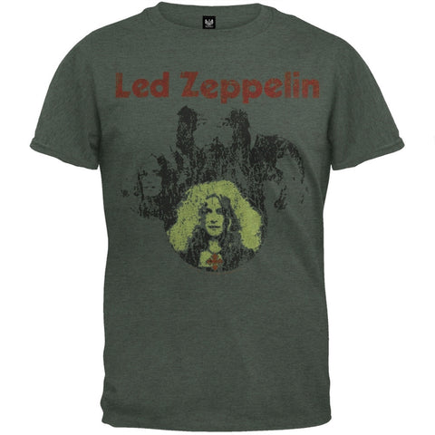 Led Zeppelin - Classic Faces Soft T-Shirt