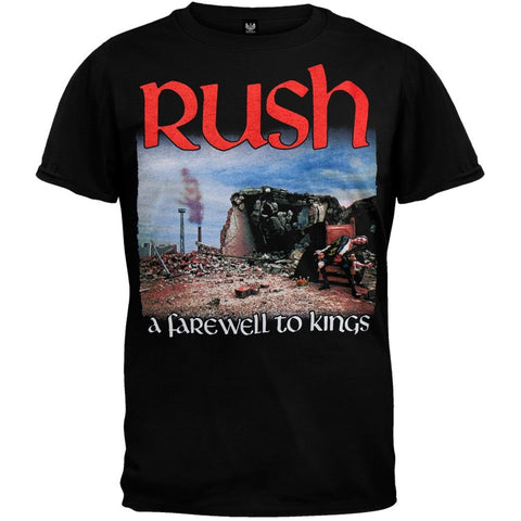 Rush - A Farewell To Kings T-Shirt