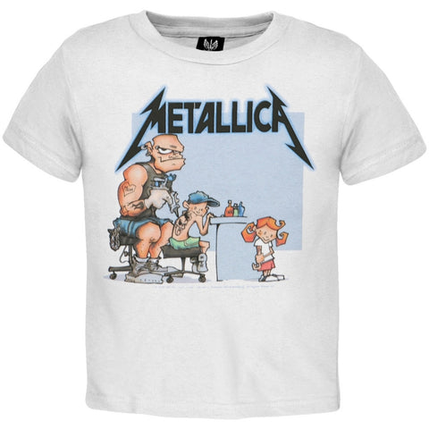Metallica - Tattoo Toddler T-Shirt