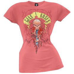 Guns N Roses - Dagger Premium Juniors T-Shirt
