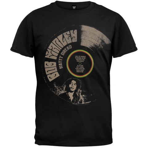 Bob Marley - Record Soft T-Shirt